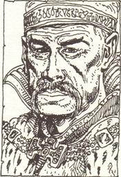 Grand Theogonist Yorri XV