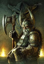 Baron Ivar Goldark