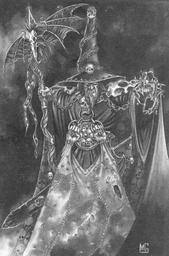 Heinrich Kemmler- Sorcerer of Tzeentch