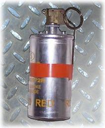 Grenade- Smoke