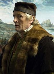 Ferthelm Orkel - Representative of the Merchant House of Fenne
