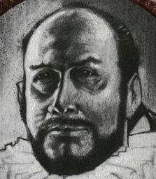 Sohrab - Former Master of the Baste Chapter House, Member of the Children of Zepha