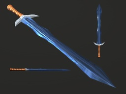 Crystal Blade of Redemption