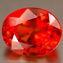 The Red Gem of Anger