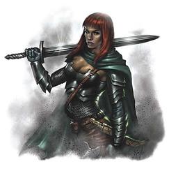 Llyra Darkchaser