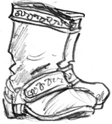 Boots of the Outlaw