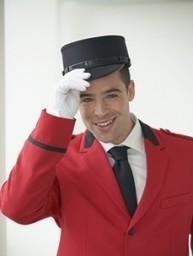 Eddie the Bellhop