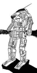 Mercenary Captain Gregor Scholz.