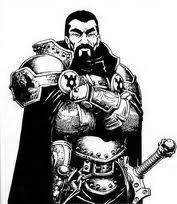 Commander Julian Hellstrom