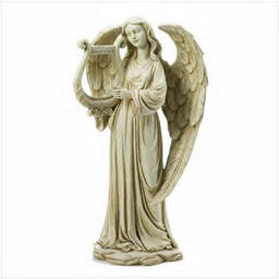 Angel statue  of Weather Control