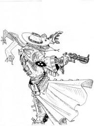 Lieutenant Vyctor d'Petrozzi