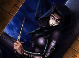 Ritta the half-elven