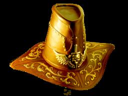 Шляпа тайной доблести