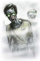 Mad Scientist's Zombie