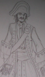 "Captain Seamus ""Mad Seamus"" Flanders"