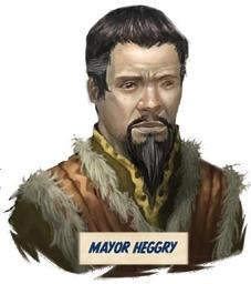 Mayor Heggry