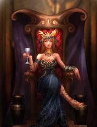 Queen Aurala ir'Wynarn