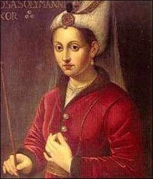 Kösem Sultan, Queen Regent of the Ottoman Empire