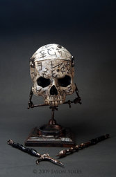 ---The Discerning Skull---
