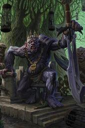 Hastor King of the Fomorians