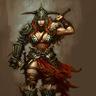 Helga the Barbarian