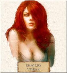 Shayliss Vinder