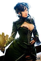 Lady Yan
