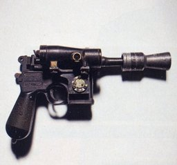 Ergeron's Blaster