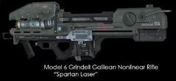 MOdel 6 Grindell Galilean Nolinear Rifle