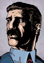 Mayor Wilfred Hambly