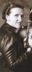 Lady Nicola Tesla