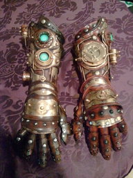 Gauntlets of the Thief