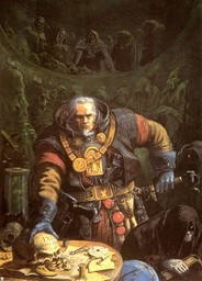 Inquisitor Lord Paul