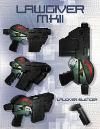 Lawgiver Mk II