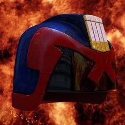 Judge Helmet