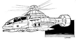 H-8 Warrior (Combat Vehicle)