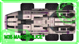 Bifrost Mako Rover (Alice)