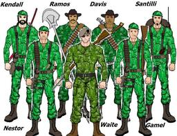 The Combat Team