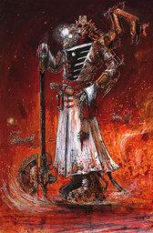 Lord Sector Marius Hax