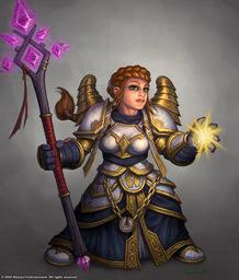 Cilla Stonemaiden