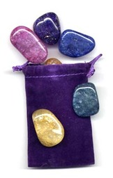 Pouch of 15 Gems