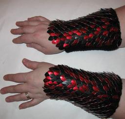 Bracers of Armor +1