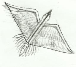 Raven Hand Crossbow