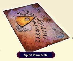 Spirit Planchette