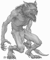 Alu Demon Hound