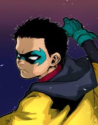 Robin (Damian Wayne) / Робин (Дэмиен Уэйн)