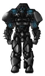 SEST Power Armor