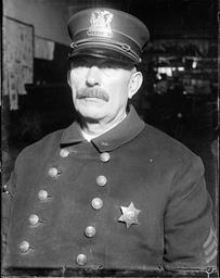 Sergeant John Rosenberg
