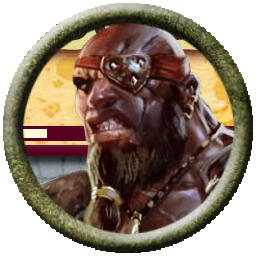 (1)Officer: Captain Barnabas Harrigan