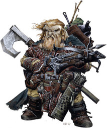 Harsk, the Ranger